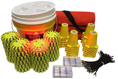 24 Beacon Bucket Kit