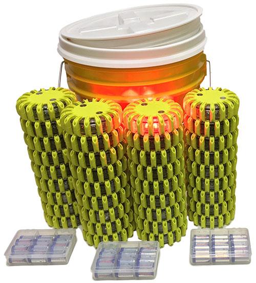 36-PowerFlare Bucket Kit
