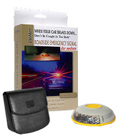 Roadside Emergency Signal for Sedan