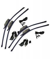 2 Heatflexx Wiper Blade Sets