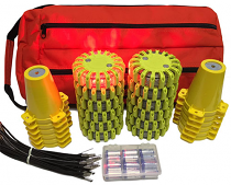 Cone Kit 12 PowerFlare Soft Pack