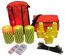 Cone Kit 18 PowerFlare Soft Pack