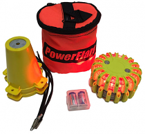 Cone Kit 2 PowerFlare Soft Pack