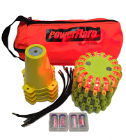 Cone Kit 4 PowerFlare Soft Pack