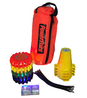 Triage Marker Light Cone Kit 4-pk