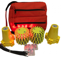 Cone Kit 6 PowerFlare Soft Pack