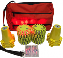 Cone Kit 8 PowerFlare Soft Pack