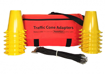 12-pack Traffic Cone Adapter