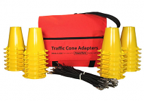 24-pack Traffic Cone Adapter