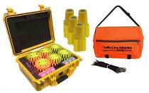 24 PowerFlare & Cone Hard Case Kit