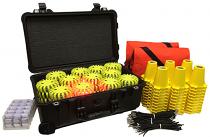 60 PowerFlare & Cone Hard Case Kit